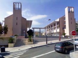 Centro Social de Jávea en la Plaza de la Constitución