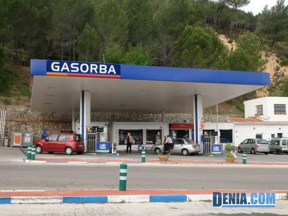 Gasorba-Gasolinera