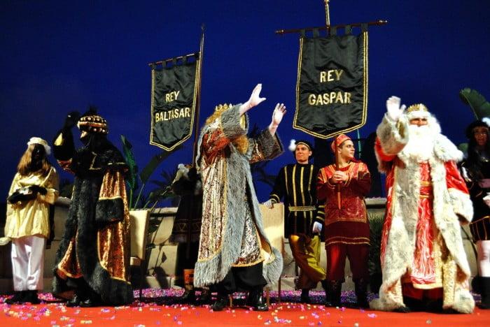 Los Reyes Magos vuelven a Javea a saludar a todos los niños y niñas
