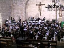 Concierto en la Iglesia de San Bartolomé de Jávea