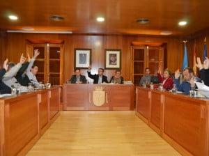 Pleno de Febrero en el Ayuntamiento de Xàbia