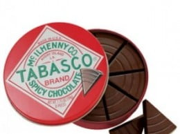 chocolate tabasco