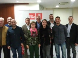 Ejecutiva Comarcal PSPV-PSOE