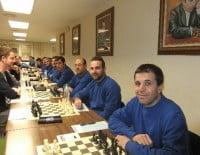 Jugadores del Club Escacs Xábia