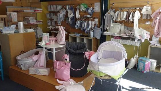Lista de necesidades para tu bebé en Baby Shop