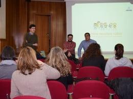 Reunión de trabajo de Camins Escolars a Xàbia