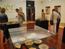 Sala del Museo Soler Blasco