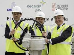 la llegada del gas natural a Xàbia