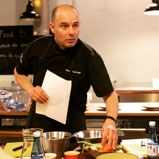 Chef Nazario Cano