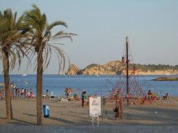 Playa del Arenal de Jávea
