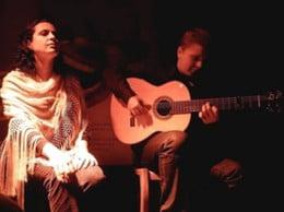Raquel Álvarez cantaora flamenca