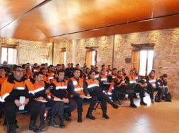 Voluntarios de Protección Civil de Jávea