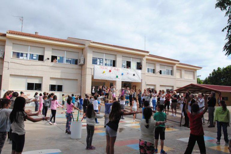 Actividades realizadas por los alumnos del Trenc d´Alba