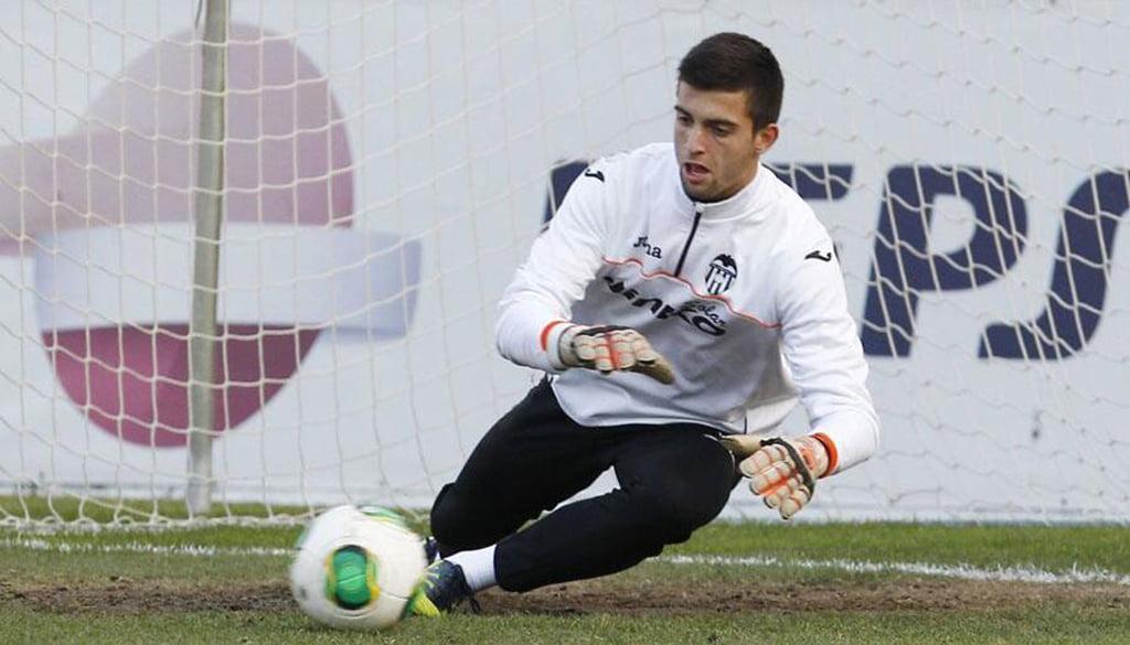 Antonio sivera portero del valencia j x for Saneamientos valencia