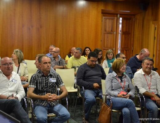 Candidatos en el pleno del ayuntamiento