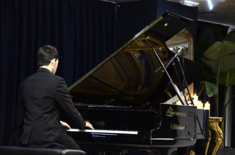 Concierto inauguración Villa de Xàbia de piano