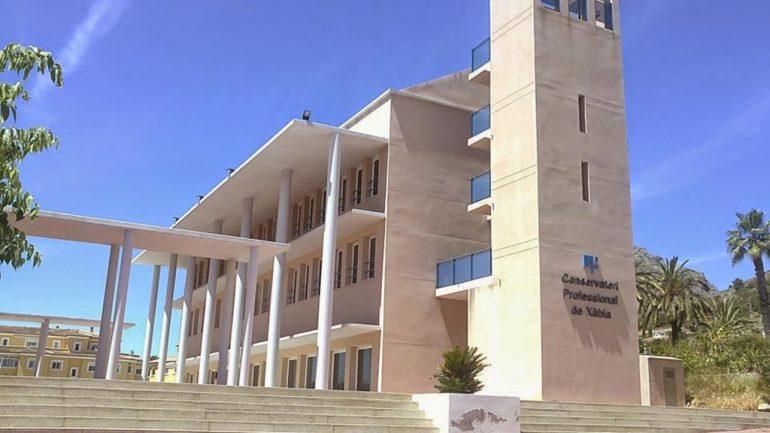 Conservatorio de Música de Jávea
