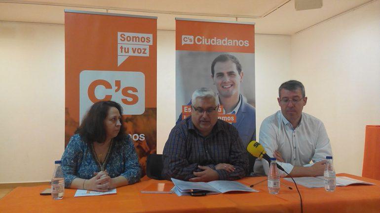 Juan Carlos Generoso con Ana Mata y Raúl de Lope