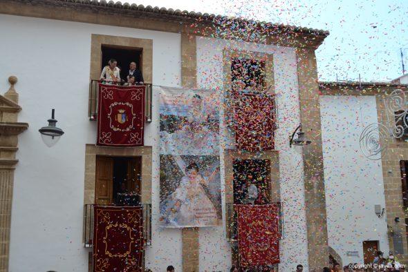 Pregon Fogueres Xàbia 2015 - confeti