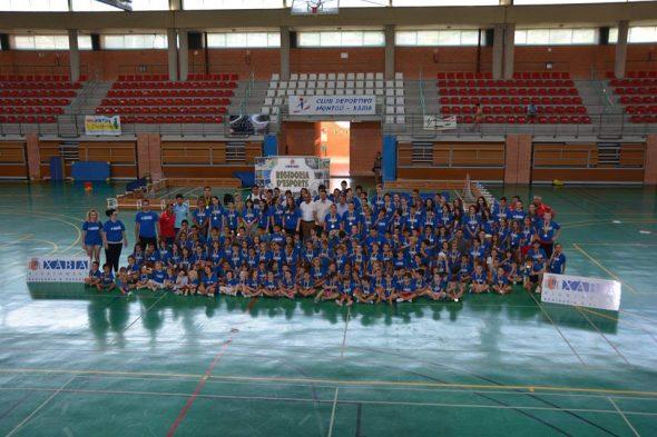 Clausura de las Escuelas Deportivas Municipales de Jávea