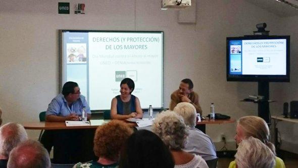 Clausura de los cursos de la UNED Senior en Xàbia