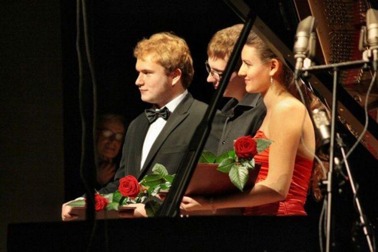 El pianista Jakub Tuszynski