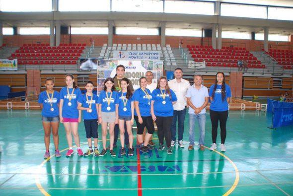 Entrega de medallas de las Escuelas Municipales de Jávea
