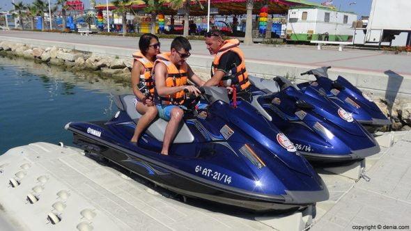 Motos de agua Fun&Quads Adventure