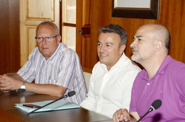 Vicent Grimalt - José Chulvi - Javier Scotto