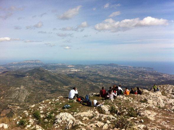montaña-senderismo-Aventura-Pata-Negra