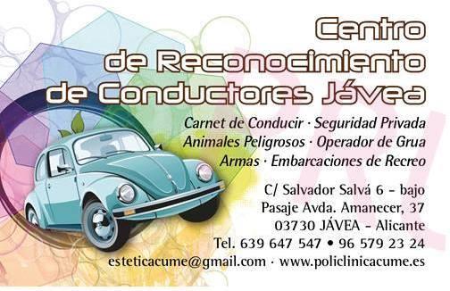 Centro de Conductores Javea