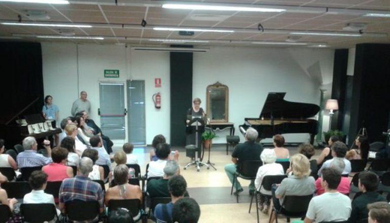 Concurso de Piano en Jávea