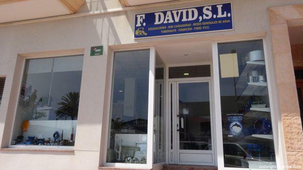 Fachada F.David