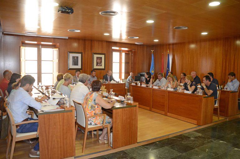 Foto Pleno Jávea 1 de Julio