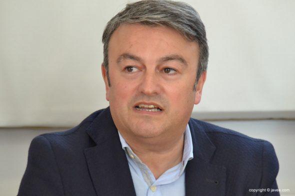 José Chulvi alcalde de Jávea