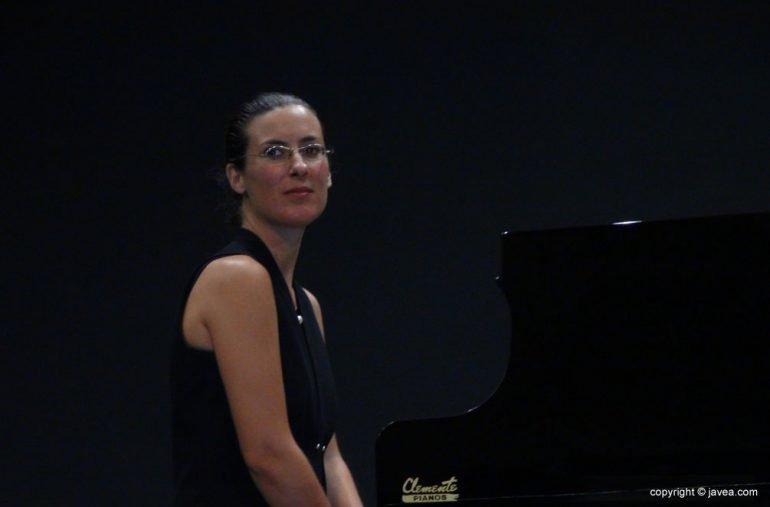 La pianista Marta Espinós