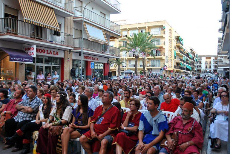 Mucho público disfrutó de un gran concierto