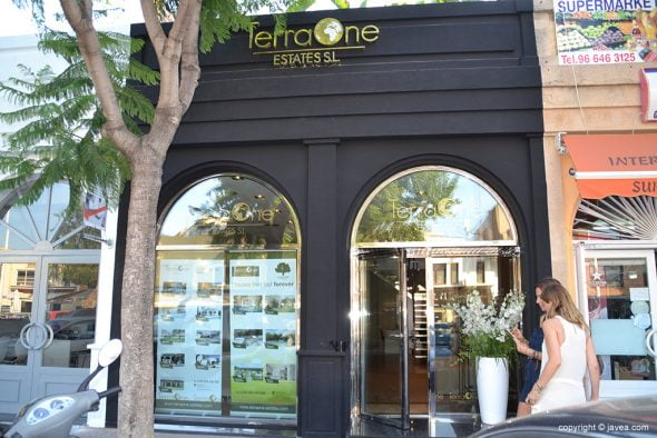 Oficina de TerraOne en Jávea