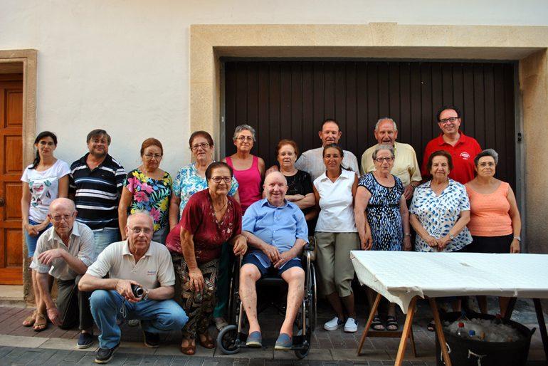 Vecinos de la calle San Jaime