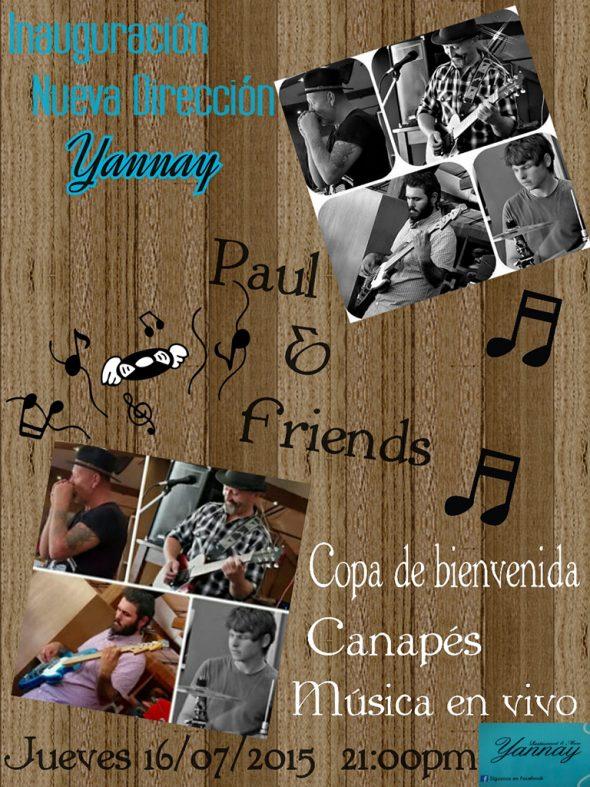 Yannay evento