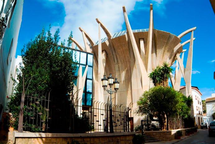 Iglesia Mare de Dèu de Loreto en Jávea