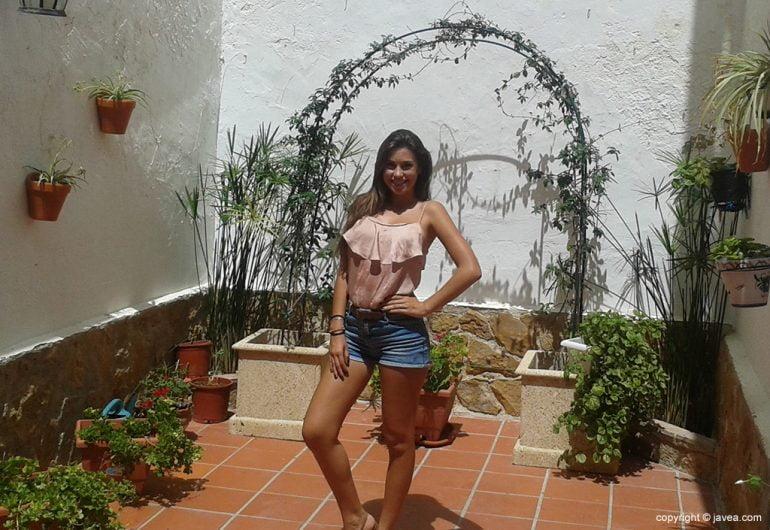 La presentadora Sonia Marí
