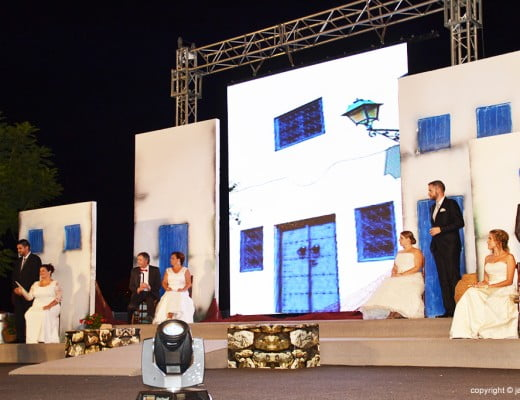Mayorales y Mayoralesas 2015 Festes de Loreto