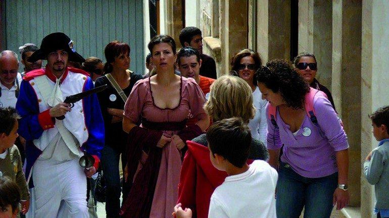 Ruta teatralizada en Xàbia