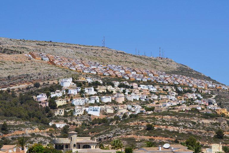 Urbanizaciones del Puig Llorença