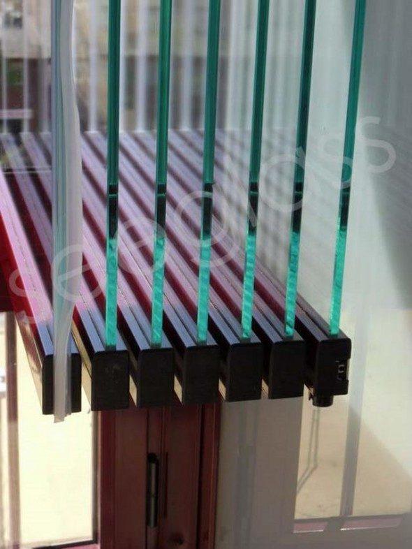 Acristalamiento plegable Seeglas