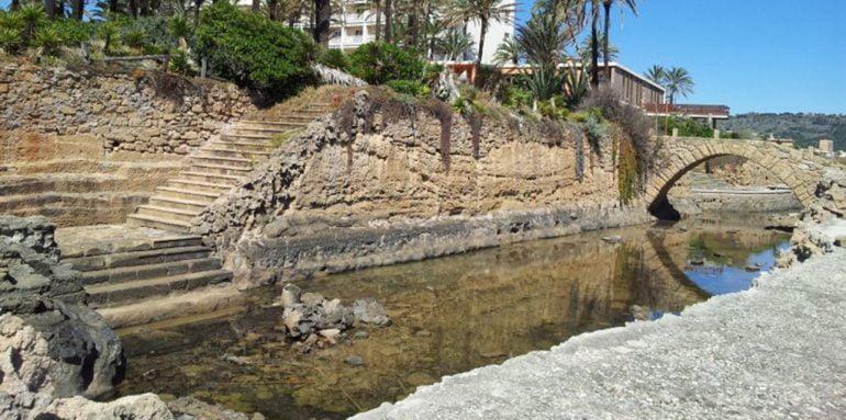 Asentamientos romanos en Xàbia