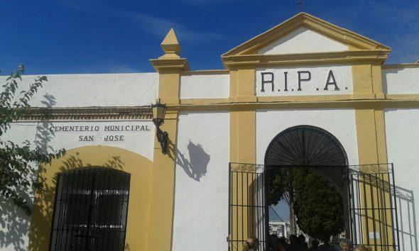 Cementerio de Chipiona