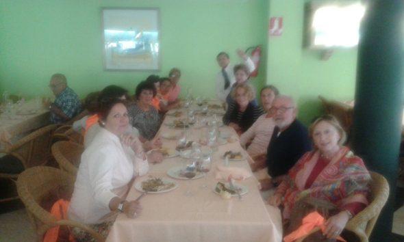 Comida de las Amas de Casa de Xàbia en Cádiz
