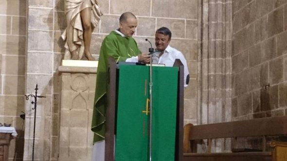 Don Julián y José Chulvi